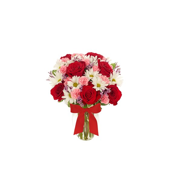 """Sweetest Medley"" bouquet of flowers from Ingallina's Gifts"